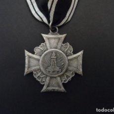 Militaria: MEDALLA CRUZ AL MERITO KYFFAUSER DE 2º CLASE .EXCOMBATIENTES 1914-18. PRUSIA. AÑO 1922. RARA. Lote 204592462