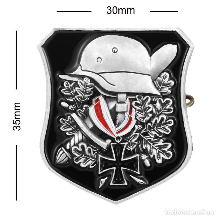 INSIGNIA WAFFEN SS.TERCER REICH (Militar - Reproducciones y Réplicas de Medallas )