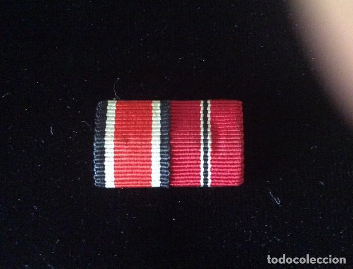 PASADOR DE DIARIO. ALEMANIA. II GUERRA MUNDIAL. (Militar - Cintas de Medallas y Pasadores)