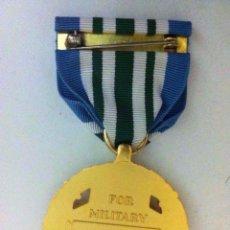 Militaria: MEDALLA - USA .-MÉRITO MILITAR- COMPLETAMENTE NUEVA. Lote 204987917