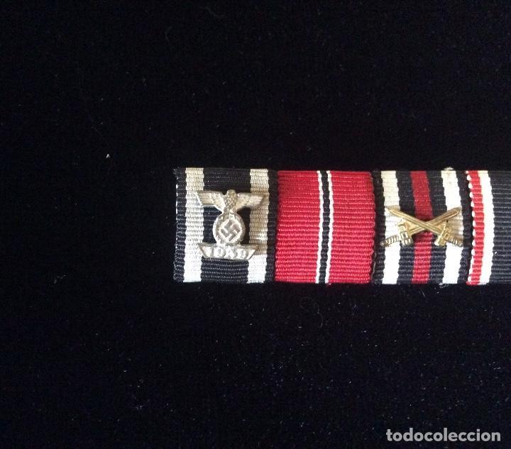 Militaria: PASADOR DE DIARIO ALEMANIA. 7 CINTAS. 2 GUERRA MUNDIAL. - Foto 2 - 205595483