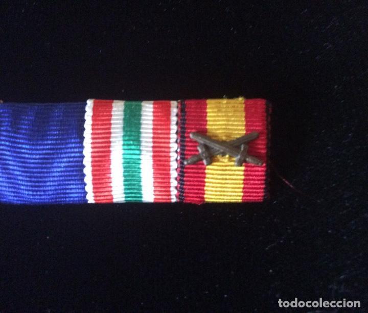 Militaria: PASADOR DE DIARIO ALEMANIA. 7 CINTAS. 2 GUERRA MUNDIAL. - Foto 3 - 205595483