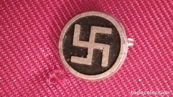 PIN SVASTICA.REPLICA (Militar - Reproducciones y Réplicas de Medallas )