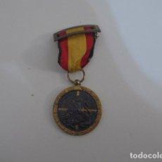 Militaria: ANTIGUA MEDALLA DE LA CAMPAÑA DE GUERRA CIVIL, ORIGINAL. Lote 205677361