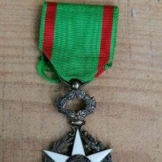 Militaria: MEDALLA MILITAR MERITO AGRICOLA 1883 FRANCIA. Lote 205699273
