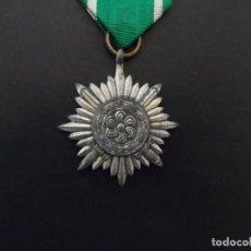 Militaria: MEDALLA AL MERITO GUERRA PARA PUEBLOS DEL ESTE 2ª CLASE CON ESPADAS.EN PLATA.III REICH.AÑOS 1942-45. Lote 205719238