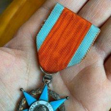 Militaria: MEDALLA MILITAR FRANCESA ORIGINAL. Lote 205801682