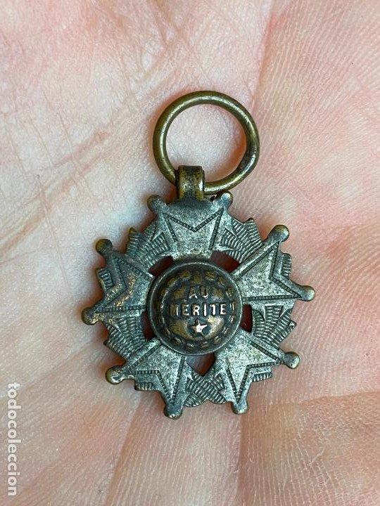 MEDALLA MILITAR (Militar - Medallas Extranjeras Originales)