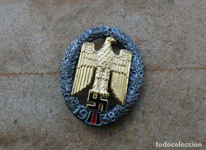 Militaria: Insignia aquila 1938.Tercer Reich. nazi.Antiguo liderazgo de NSDAP - Foto 3 - 206398718