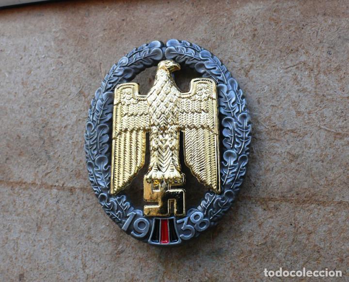 Militaria: Insignia aquila 1938.Tercer Reich. nazi.Antiguo liderazgo de NSDAP - Foto 5 - 206398718