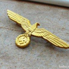 Militaria: SIGNO DE LA WEHRMACHT EN EL COFRE AGUILA ORO.TERCER REICH. Lote 231935955