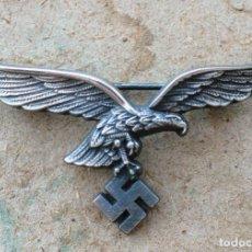 Militaria: SIGNO DE LA LUFTWAFFE EN EL COFRE AGUILA.TERCER REICH. Lote 206485282