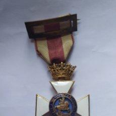 Militaria: CRUZ DE SAN HERMENEGILDO, ÉPOCA DE FRANCO. Lote 206803950
