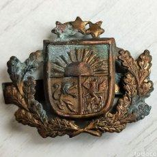 Militaria: MILITARIA - INSIGNIA II GUERRA MUNDIAL - FRENTE RUSO - DIVISIÓN AZUL - FALANGE. Lote 206811241