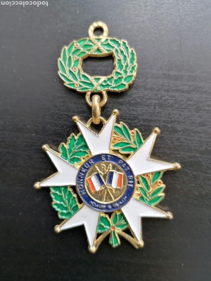 FRANCIA MEDALLA LAURELES (Militar - Reproducciones y Réplicas de Medallas )