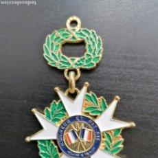 Militaria: FRANCIA MEDALLA LAURELES. Lote 206957647