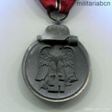 Militaria: ALEMANIA III REICH. MEDALLA DEL PRIMER INVIERNO EN RUSIA 1941-1942. WINTERSCHLACHT IM OSTEN.. Lote 207091117