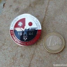 Militaria: TERCER REICH.INSIGNIA PIN 6 CONFERENCIA DE ALEMANIA JAPÓN ARAD. Lote 233134920