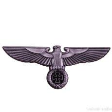 Militaria: INSIGNIA DE ÁGUILA ALEMANA NAZI DEUTSCHLAND, INSIGNIA DE CRUZ DEL EJÉRCITO MILITAR, ALTA CALIDAD. Lote 209073461