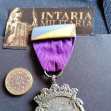 Militaria: MEDALLA DE VOLUNTARIOS DE CANARIAS 1936. Lote 268971469