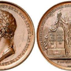 Militaria: MEDALLA FERNANDO VII 1820 EBC. Lote 210304198