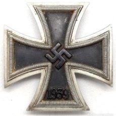 Militaria: CRUZ DE HIERRO DE 1ª CLASE 1939.. Lote 210353146