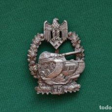 Militaria: WWII THE GERMAN BADGE PANZER ASSAULT 75. Lote 210520921