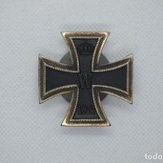 Militaria: WWI GERMAN IRON CROSS 1ST CLASS 1914. Lote 210521360