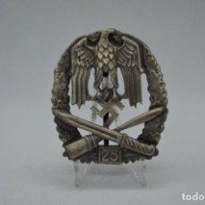 Militaria: WWII THE GERMAN BADGE GENERAL ASSAULT 25. Lote 210522097