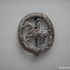 Militaria: WWII THE GERMAN BADGE HORSEMAN'S. Lote 210523895