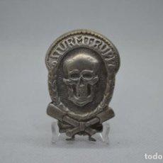 Militaria: WWI THE GERMAN BADGE STURMTRUPP. Lote 210524320