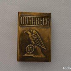 Militaria: WWI THE GERMAN HOLDER/COVER ON MATCHBOX NURNBERG. Lote 254591845