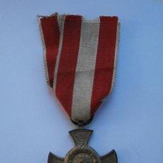 Militaria: MEDALLA CRUZ DE GUERRA DEL REINO DE BAVIERA DE LA GUERRA CIVIL ALEMANA DE 1866 CONTRA PRUSIA. Lote 210816711