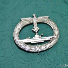 Militaria: U-BOOTKRIEGSABZEICHEN - ALEMANIA 3-REICH. Lote 211795638