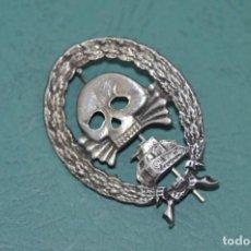 Militaria: CONDOR LEGION TANK BADGE - ALEMANIA 3-REICH. Lote 211796001