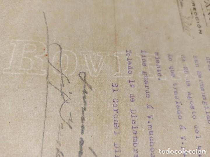 Militaria: Concesión Cruz San Hermenegildo. Academia de Infantería. 1919. MMI - Foto 2 - 212676830