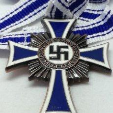 Militaria: RÉPLICA CRUZ DE LA MADRE ALEMANA. CATEGORÍA BRONCE. ALEMANIA. 1933-1945. 2ª GUERRA MUNDIAL. Lote 212829167