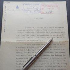 Militaria: MEDALLA DE GRATITUD DE VALENCIA 1959. MEDALLA MILITAR INDIVIDUAL. Lote 212882598