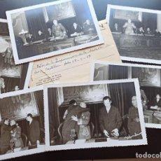 Militaria: 6 FOTOS MEDALLA DE ORO DE CASTELLÓN. 1959. MEDALLA MILITAR INDIVIDUAL. Lote 212958321