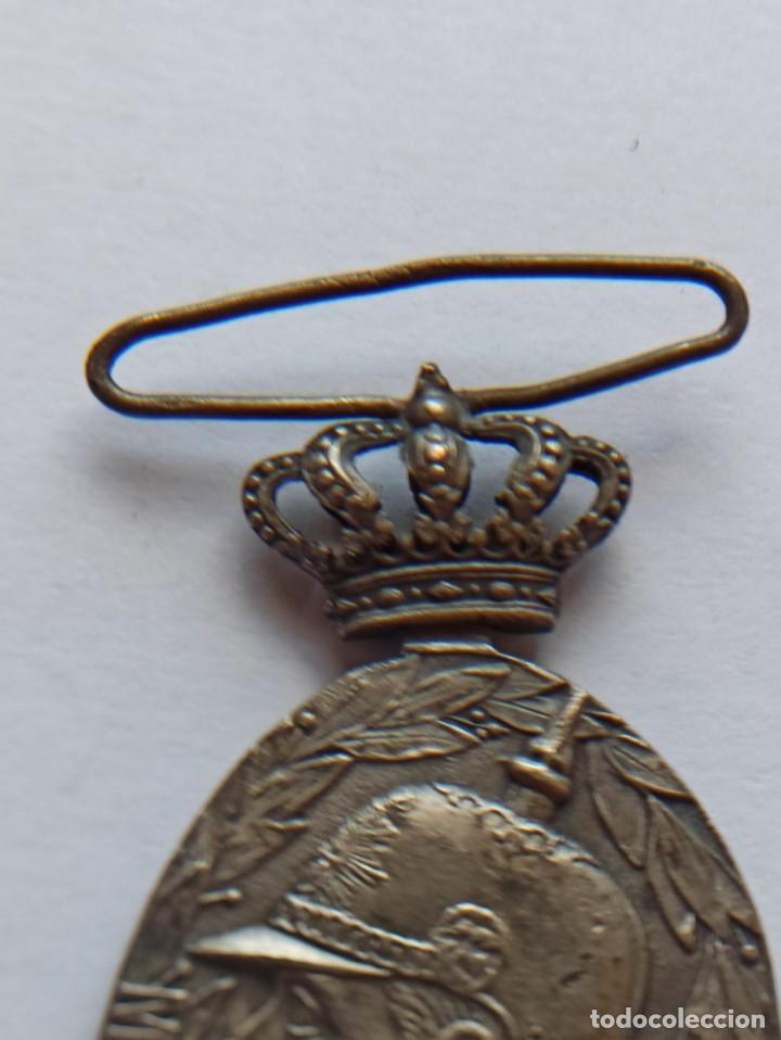 Militaria: Medalla de la Campaña de Marruecos para Oficial. - Foto 5 - 213602111