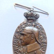 Militaria: MEDALLA DE LA CAMPAÑA DEL RIF. 1909. MEDINA.. Lote 213603178