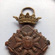 Militaria: MEDALLA DEL SITIO DE GERONA 1809-1909.. Lote 213604508