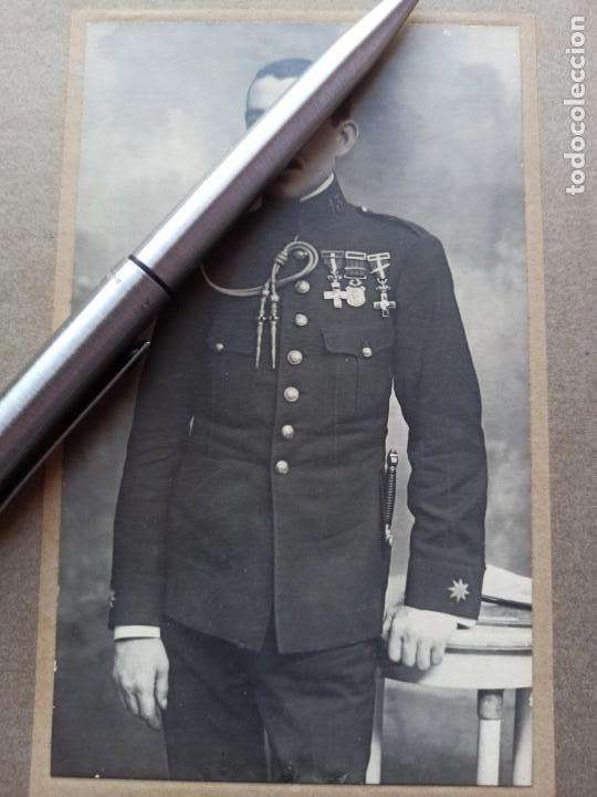 MILITAR CON MEDALLAS CONCEDIDAS EN FILIPINAS. 1898. VEA OTROS ARTÍCULOS DEL MISMO MILITAR (Militar - Medallas Españolas Originales )