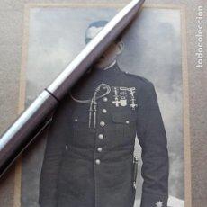 Militaria: MILITAR CON MEDALLAS CONCEDIDAS EN FILIPINAS. 1898. VEA OTROS ARTÍCULOS DEL MISMO MILITAR. Lote 213999111