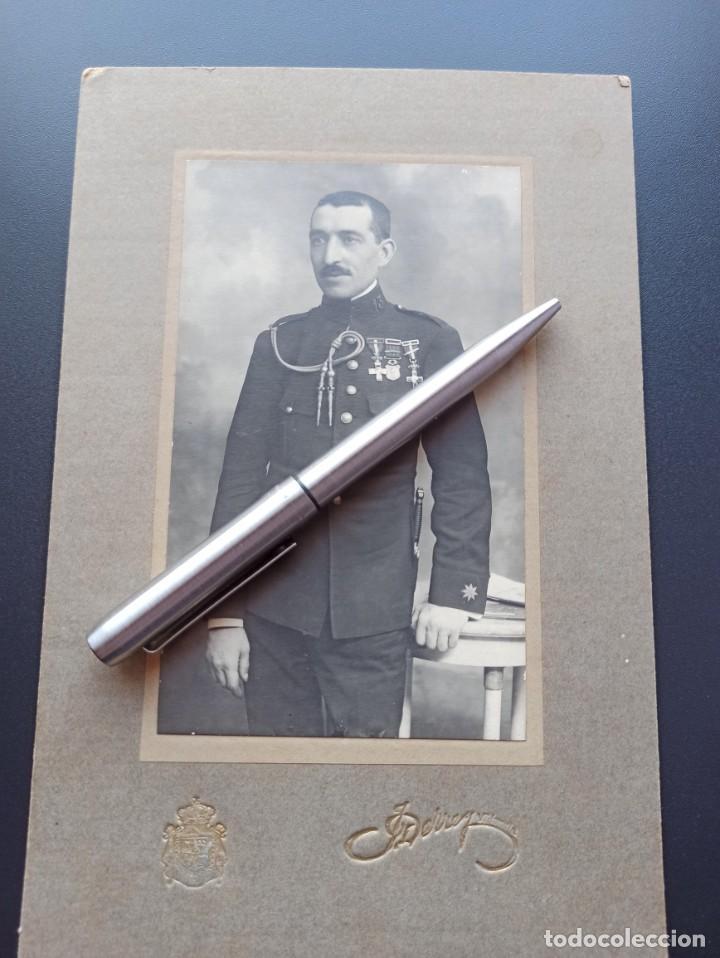 Militaria: Militar con medallas concedidas en Filipinas. 1898. Vea otros artículos del mismo militar - Foto 5 - 213999111