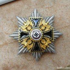 Militaria: ESTRELLA DE LA GRAN CRUZ DE LA ORDEN ALEMANA DEL NSDAP.. Lote 214232125