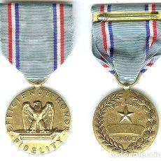 Militaria: USA - MEDALLA POR BUENA CONDUCTA EN LA FUERZA AEREA. Lote 214238987
