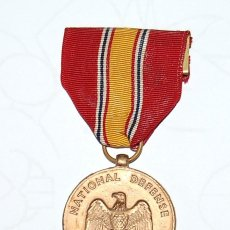 Militaria: USA - MEDALLA DEL SERVICIO DE LA DEFENSA NACIONAL. Lote 214239248