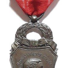 Militaria: MEDALLA DE DISTINCION DE MADRID A SUS EXCOMBATIENTES 1876 PG-757. Lote 214246185