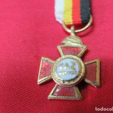 Militaria: MEDALLA MINIATURA DE LA MEDALLA DE LOS 25 AÑOS DE PAZ. Lote 214250515